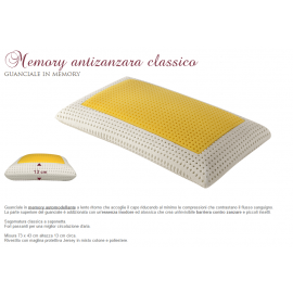 MEMORY ANTIZANZARA CLASSICO